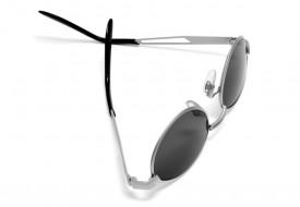 Silver Sun Glasses